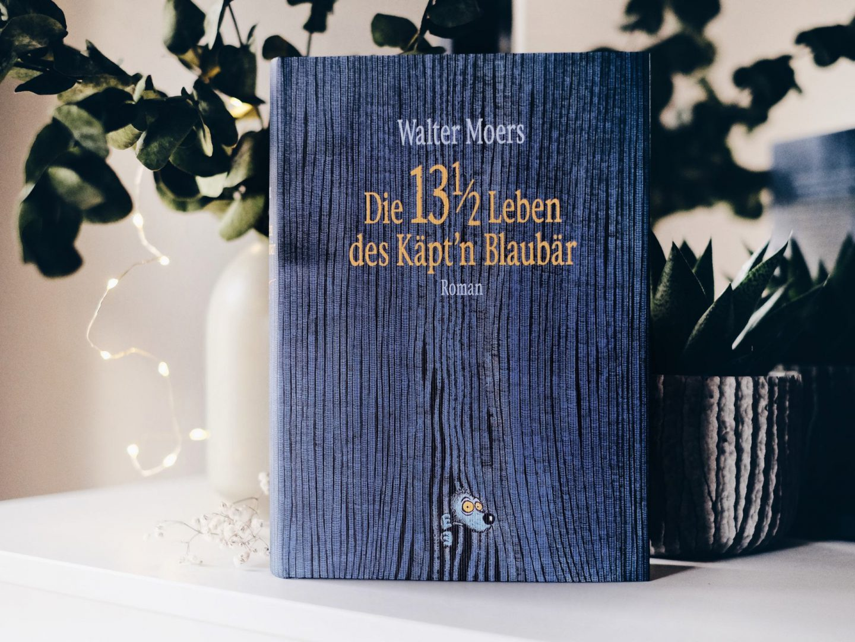 Rezension Walter Moers – Die 13 ½ Leben des Käpt`n Blaubär (Jubiläumsausgabe mit farbigem Poster)