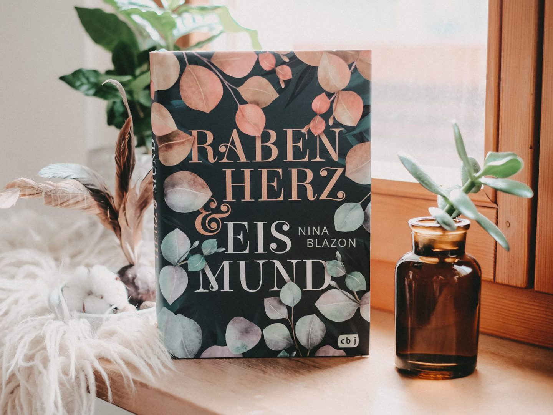 Rezension Nina Blazon – Rabenherz und Eismund