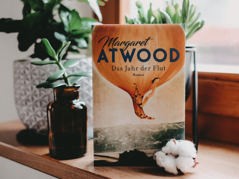 Rezension Margaret Atwood – Das Jahr der Flut
