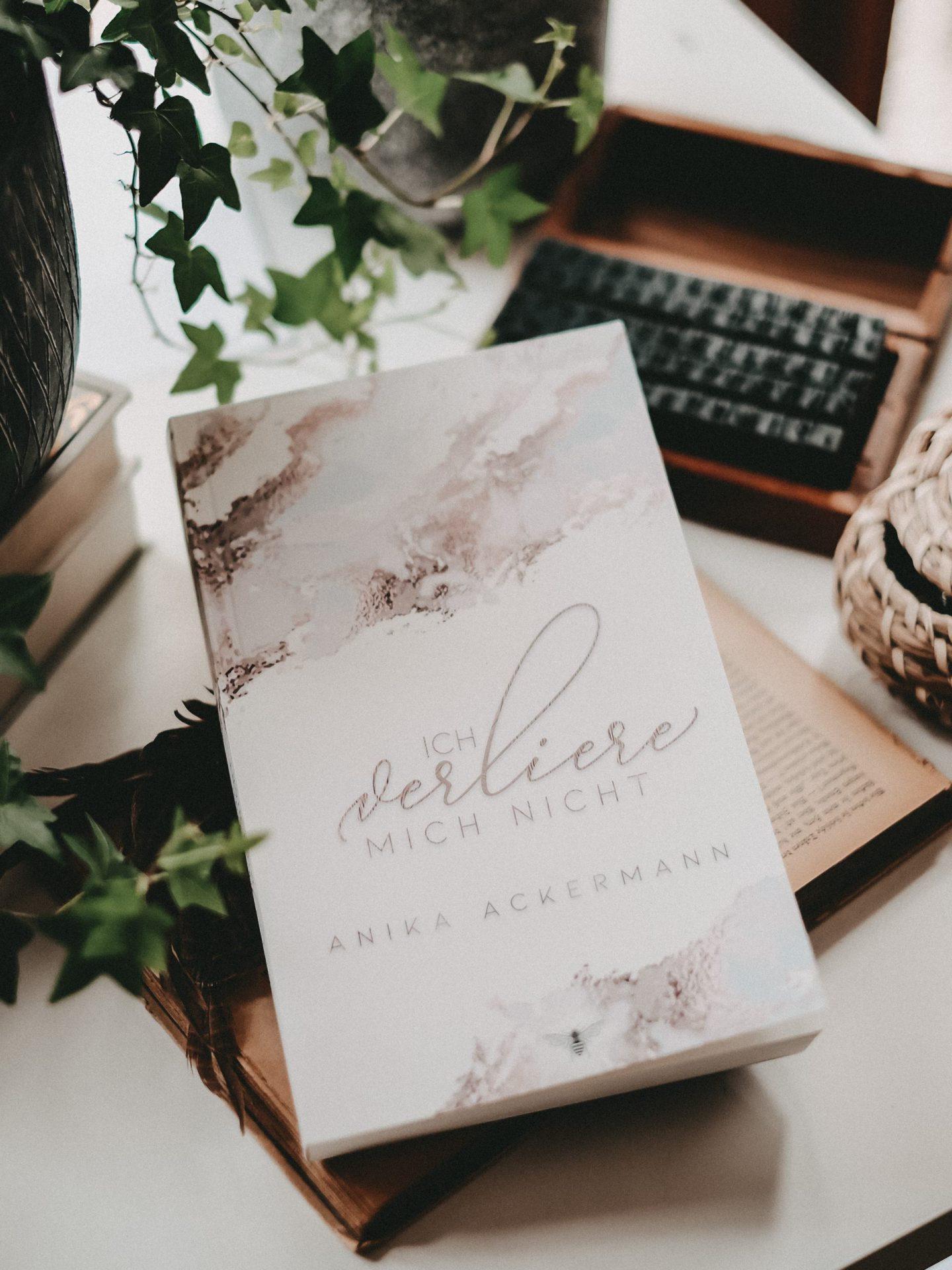 Rezension Anika Ackermann – Ich verliere mich nicht