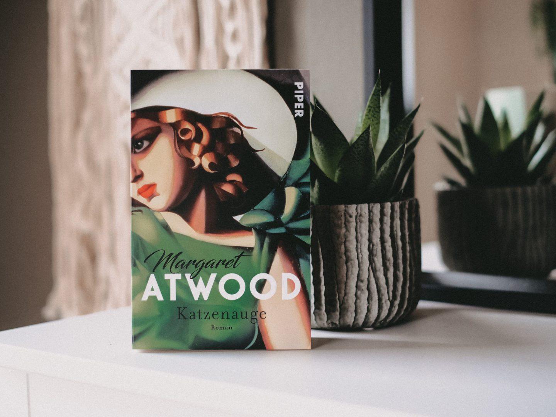 Rezension Margaret Atwood – Katzenauge