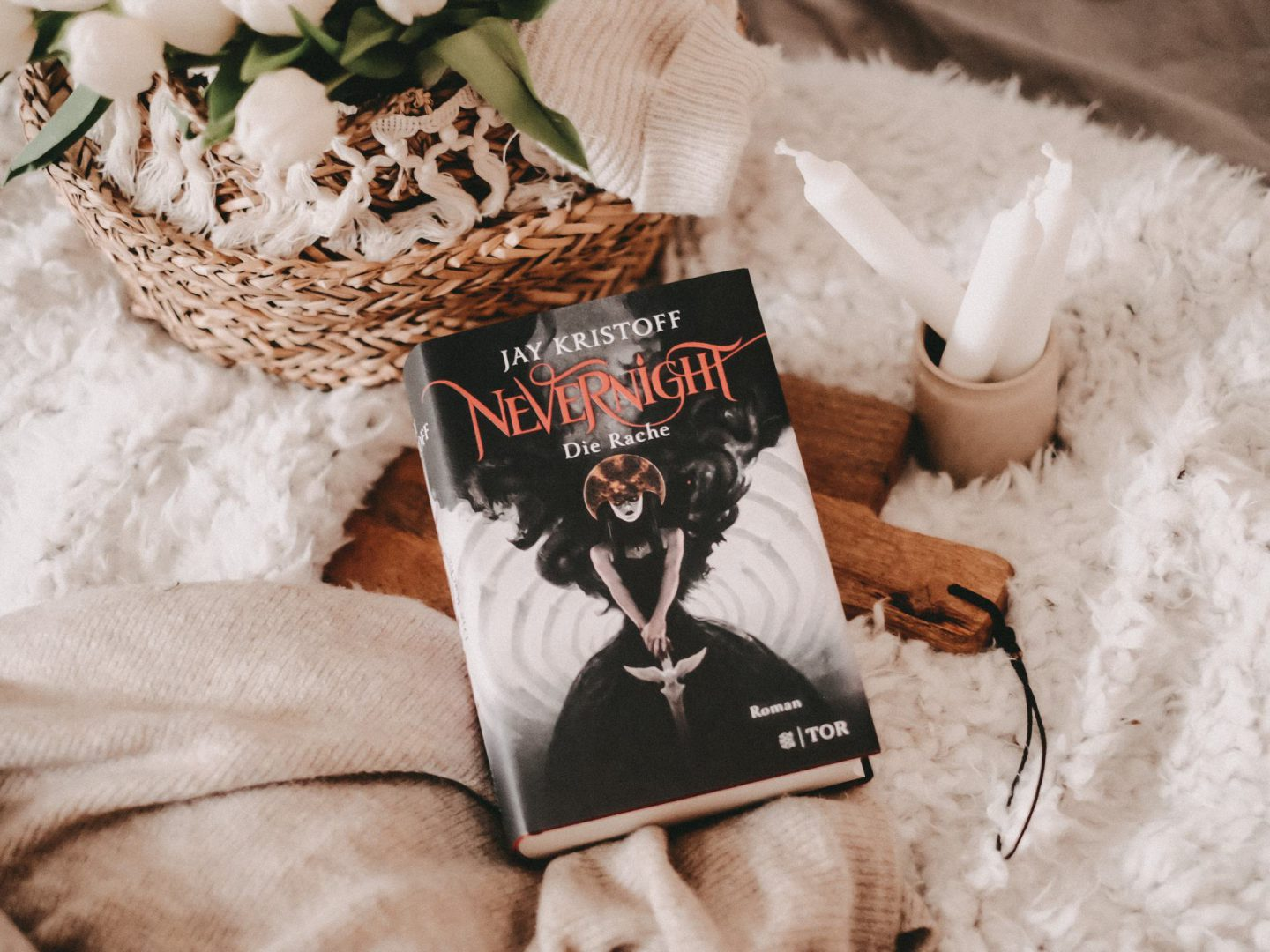 Rezension Jay Kristoff – Nevernight: Die Rache