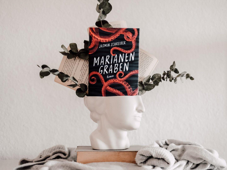 Rezension Jasmin Schreiber – Mariannengraben