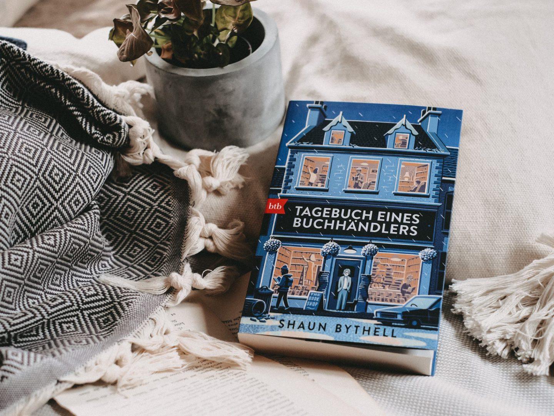 Rezension Shaun Bythell – Tagebuch eines Buchhändlers