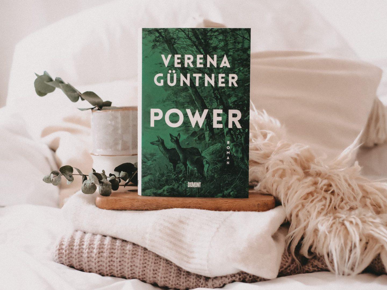 Rezension Verena Güntner – Power
