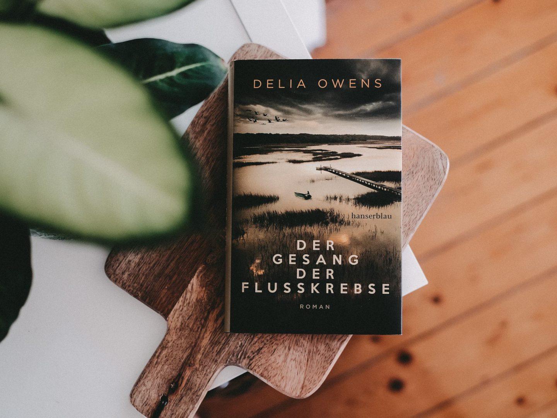 Rezension Delia Owens – Der Gesang der Flusskrebse