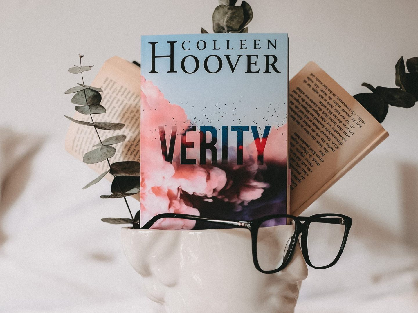 Rezension Colleen Hoover – Verity