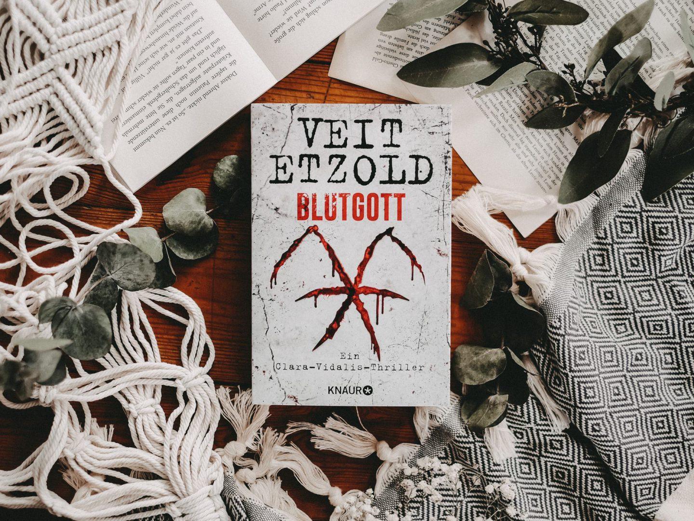 Rezension Veit Etzold – Blutgott