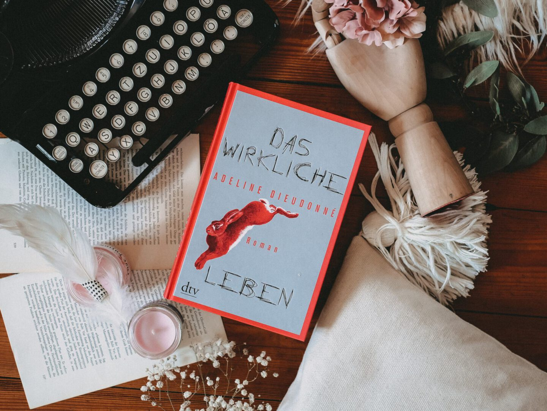 Rezension Adeline Dieudonné – Das wirkliche Leben