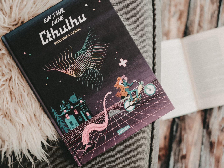 Rezension Thierry Smolderen & Alexandre Clerisse – Ein Jahr ohne Cthulhu