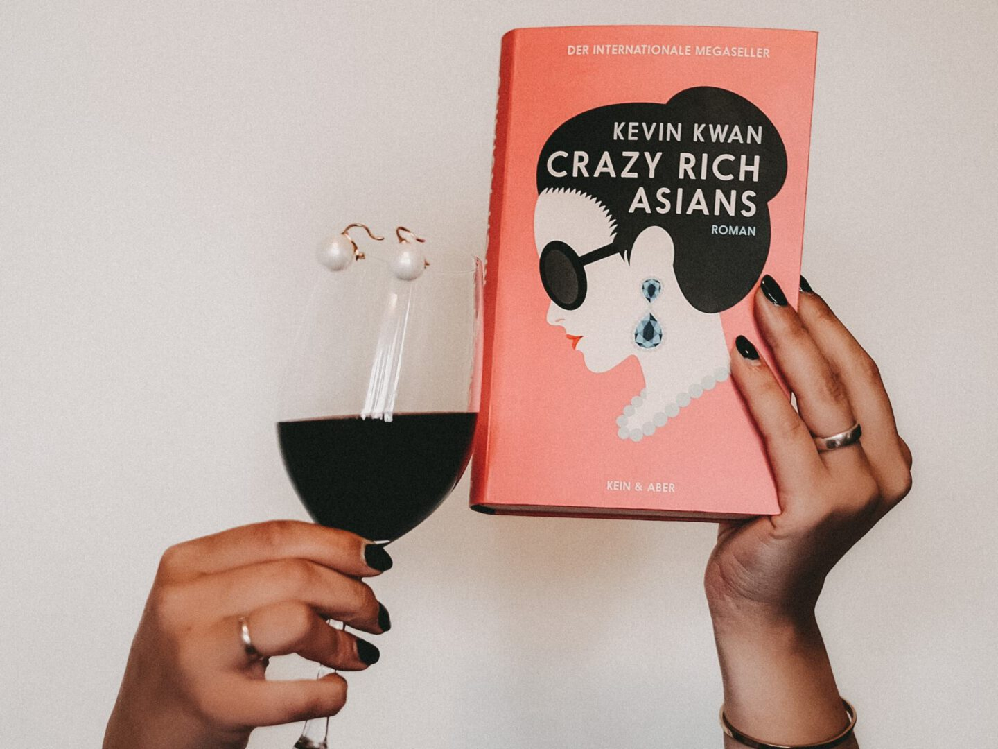 Rezension Kevin Kwan – Crazy Rich Asians