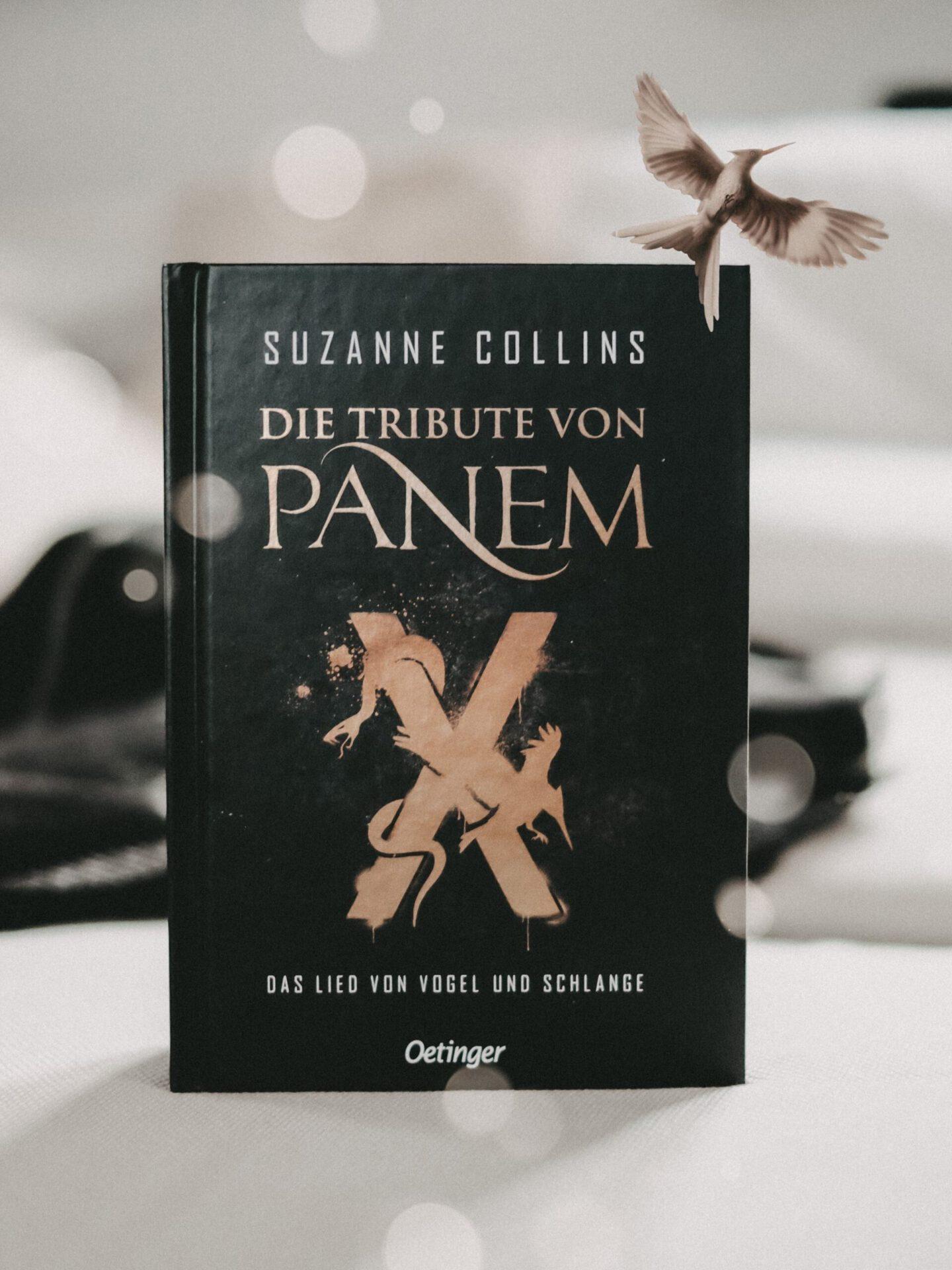 Rezension Suzanne Collins – Die Tribute von Panem X: Das Lied von Vogel und Schlange