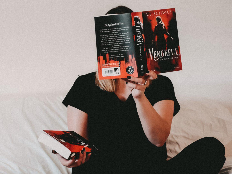 Rezension V. E. Schwab – Vengeful: Die Rache ist mein