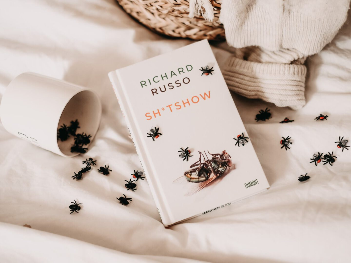 Rezension Richard Russo – Sh*itshow