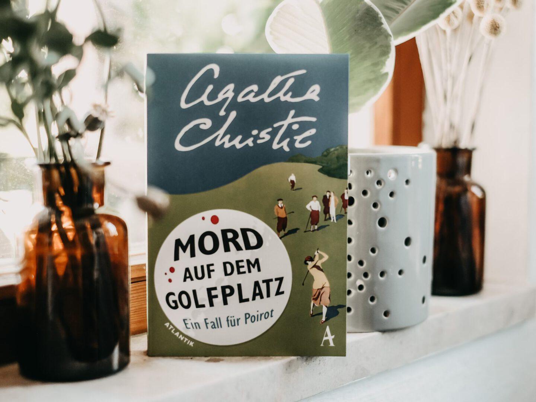 Rezension Agatha Christie – Mord auf dem Golfplatz: Ein Fall für Poirot