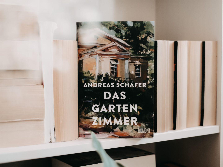 Rezension Andreas Schäfer – Das Gartenzimmer