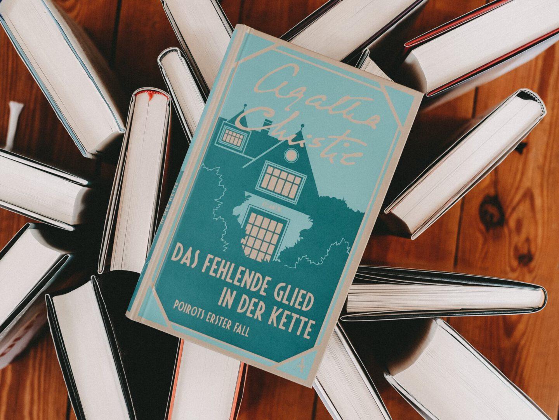 Rezension Agatha Christie – Das fehlende Glied in der Kette (Poirots erster Fall)