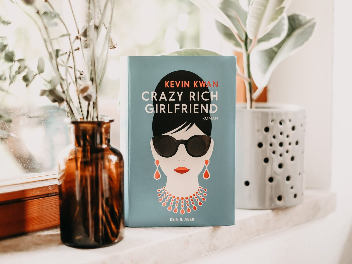 Rezension Kevin Kwan – Crazy Rich Girlfriend