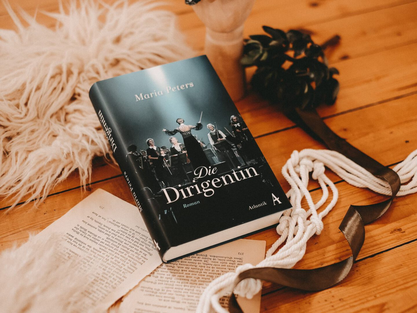 Rezension Maria Peters – Die Dirigentin