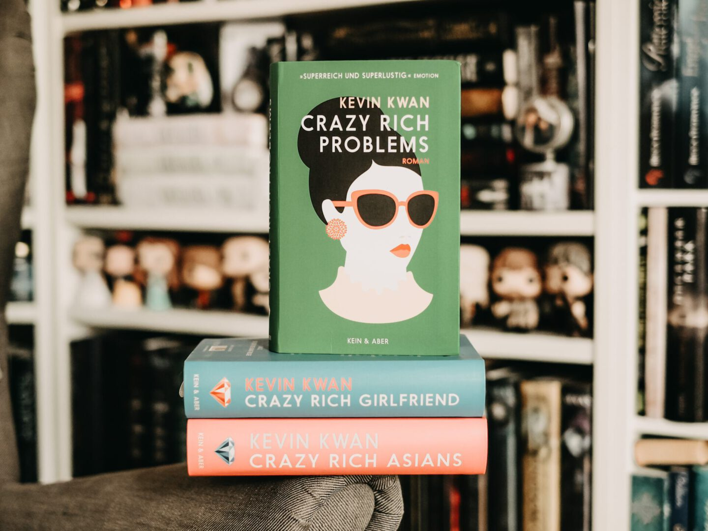 Rezension Kevin Kwan – Crazy Rich Probelms