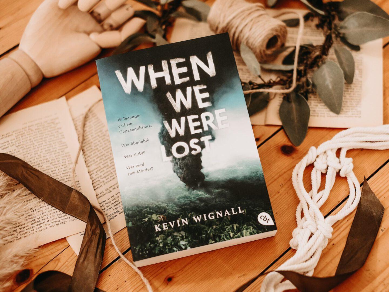 Rezension Kevin Wignall – When we were lost
