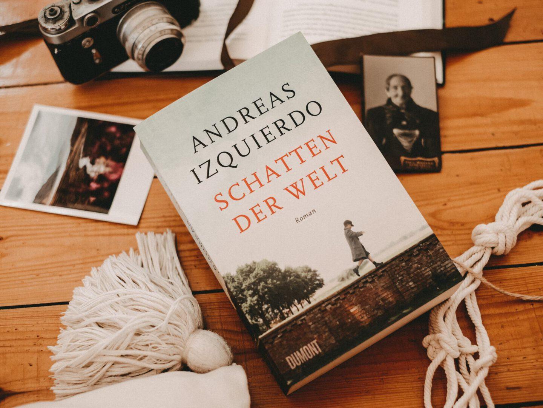 Rezension Andreas Izquierdo – Schatten der Welt