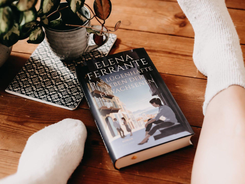 Rezension Elena Ferrante – Das lügenhafte Leben der Erwachsenen