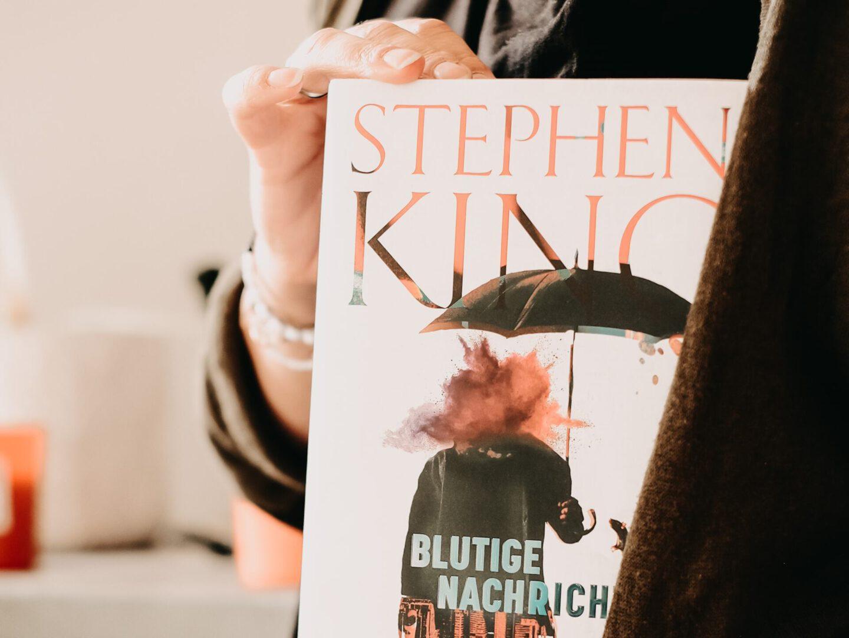 Rezension Stephen King – Blutige Nachrichten