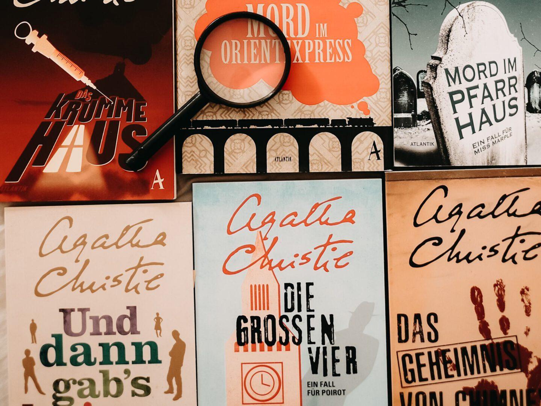 Rezension Agatha Christie – Die Großen Vier