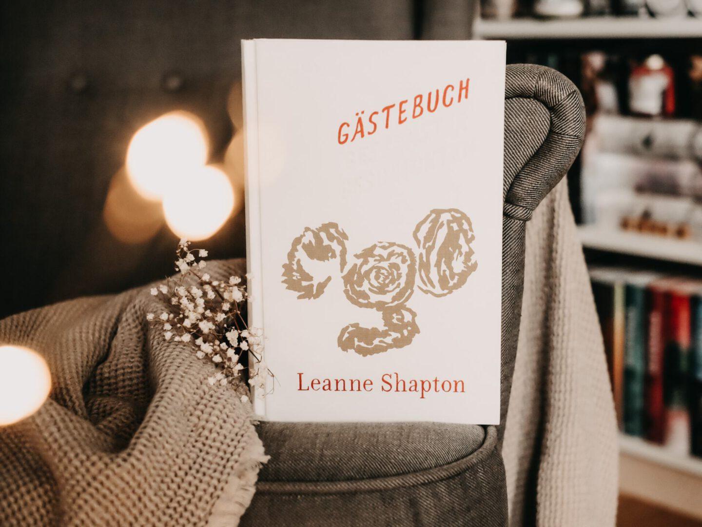 Rezension Leanne Shapton – Gästebuch – Gespenstergeschichten