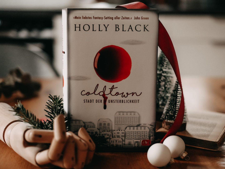 Rezension Holly Black – Coldtown: Stadt der Unsterblichkeit