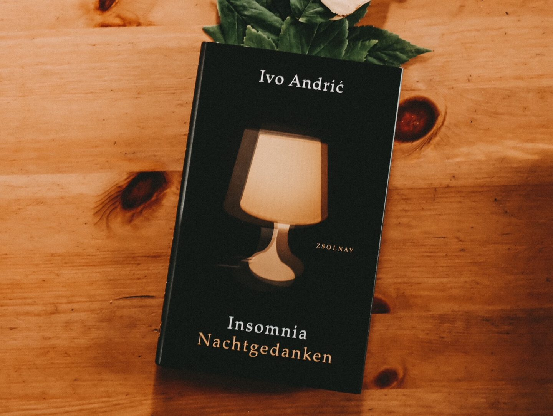 Rezension Ivo Andrić – Insomnia: Nachtgedanken