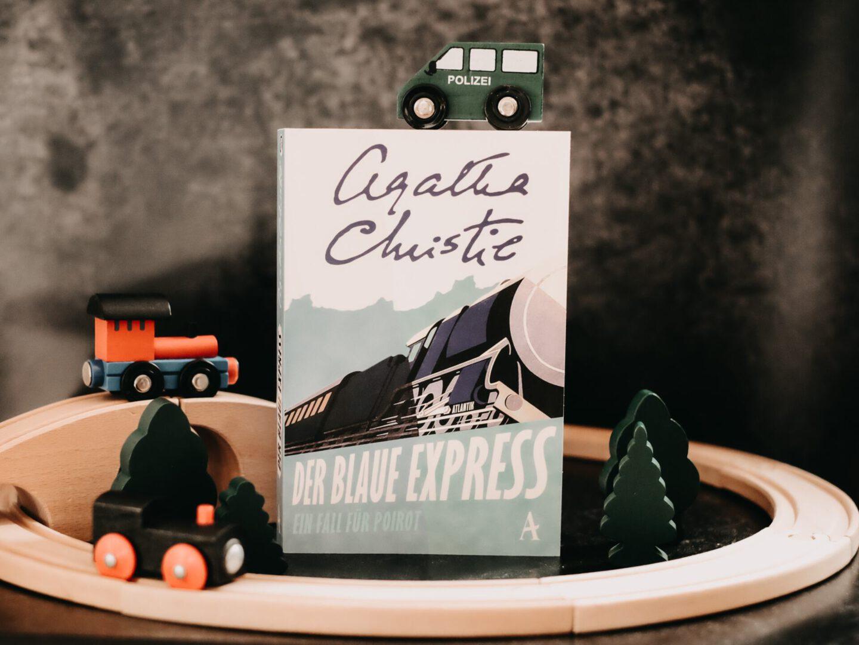 Rezension Agatha Christie – Der blaue Express